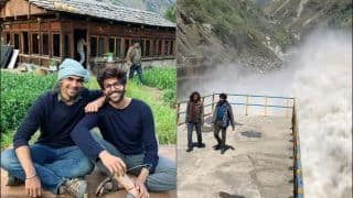 Kartik Aaryan Shares Unseen Pictures With 'Rockstar' Imtiaz Ali as Love Aaj Kal Hits Cinemas