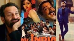 Shekhar Kapur Upset With Mr India Remake, Says 'Cannot Use Characters/Story Without Permission'