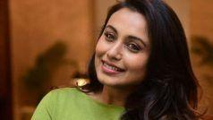 National Girl Child Day पर रानी मुखर्जी ने कही ये बात, बोलीं-सशक्त महिला किरदारों वाली फिल्में...