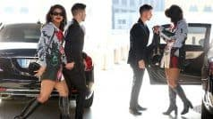 पति Nick Jonas के साथशॉर्ट ड्रेस में घूम रही हैं Priyanka Chopra, इटली की सड़कों पर चल रहा है इश्क़