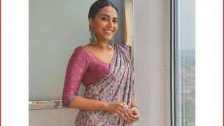 Swara Bhasker Draws Fans Attention Back to Kashmir 'Lockdown' With Elegant Pictures in Pashmina Saree