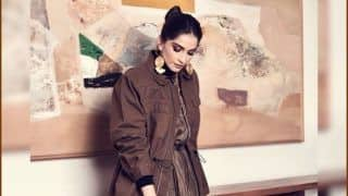 Sonam Kapoor Ahuja's Chic-Brown Dress at India Art Fair Continues to Keep Autumn Feels Alive