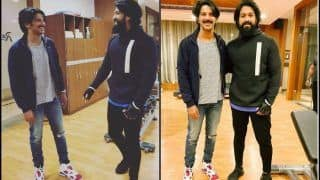 Kurup Star Dulquer Salmaan Bumps Into KGF Actor Yash at Gym, What Happened Next Set Fans on Frenzy