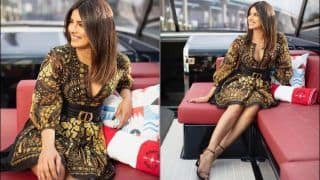 Priyanka Chopra Jonas Makes Heads Turn in Sexy Dior Dress, Viral Pictures Leave Fans Swooning Over Sultry-Summery Vibe