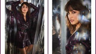 Yami Gautam Oozes Oomph in Tiny Purple Dress, Viral Pictures Will Give You Sultry Party Vibes
