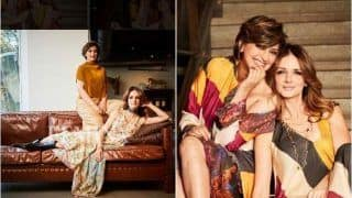 Sussanne Khan-Sonali Bendre Take Best Friends Goals a Notch Higher With Their Sizzling Photoshoot