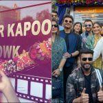 Arjun Kapoor Goes All Emotional as he Unveils Grandfather Surinder Kapoor's Chowk in Chembur