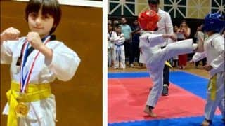 AbRam Khan Breaks Shah Rukh Khan's Record? Superstar Gushes Over Little Munchkin's Latest Medal