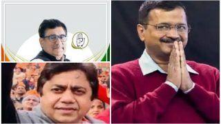 New Delhi Assembly Constituency, Delhi Assembly Election 2020 Results LIVE : नई दिल्ली विधानसभा सीट से किसकी चमकेगी किस्मत, यहां देखें LIVE UPDATE...