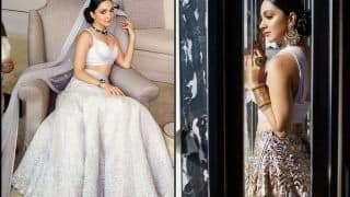 Kiara Advani's Hot Bridal Looks in Latest Magazine Photoshoot Makes Fans go Weak in The Knees