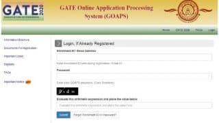 GATE 2020: Question Papers And Answer Keys Released, Check on gate.iitd.ac.in