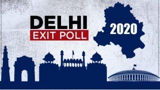 Delhi Assembly Election 2020 Exit Poll: 'आप' बड़ी जीत की ओर, एग्ज़िट पोल में BJP-कांग्रेस बहुत पीछे