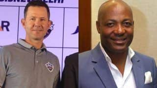 WATCH: Ricky Ponting, Brian Lara Turn Back Clock as They Gear Up For Bushfire Charity Match