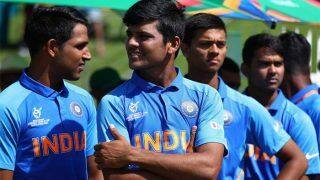 A Bad Day But We Fought Really Well Defending A Low Total: India U-19 Captain Priyam Garg