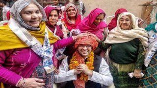 Delhi Vidhan Sabha Rajendra Nagar Seat Results 2020: दिल्ली विधानसभाकी राजेंद्र नगरसीटकाताजा हाल, राघव चड्ढा आगे