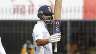 Rahane Donates Rs 10 Lakh to COVID-19 Relief Fund