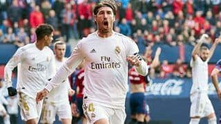 La Liga: Real Madrid Emphatically Down Osasuna, Barcelona Close Gap