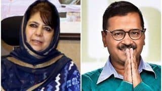 Mehbooba Mufti Congratulates Kejriwal, Hails Delhiites For Rejecting 'Vitriolic Divisive Politics'