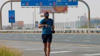 Indian Ultra-Marathon Runner aka 'Barefoot Mallu' Runs from Abu Dhabi to Dubai in 27 Hours