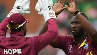 West Indies Recall Andre Russell, Oshane Thomas, Shimron Hetmyer, Fabian Allen and Shai Hope For Sri Lanka T20Is