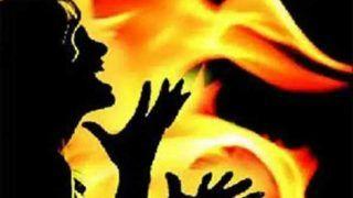महाराष्ट्र: दलित महिला ने अपने घर में घुसने से रोका, तो युवक ने उसे जिंदा जलाया, हालत गंभीर