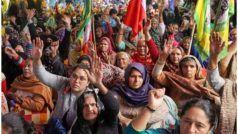 शाहीनबाग प्रदर्शनकारियों ने खोला नोएडा जाने वाला कालिंदी कुंज मार्ग, दिल्ली पुलिस पर लगाया बंद करने का आरोप