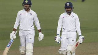 Warm-Up: Shaw, Agarwal Solid in Reply After Shami, Bumrah Help Indians Attain First-Innings Lead