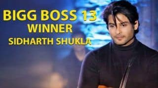 Bigg Boss 13 Grand Finale: Sidharth Shukla's Fans Rejoice After he Emerges as The Winner, Trends #SidharthShuklaForTheWin