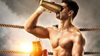 Sooraj Pancholi in And as Boxer Hawa Singh, Salman Khan Unveils The Poster