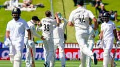 India vs New Zealand, 1st Test: New Zealand Pacers Make Short Work of India; Win 1st Test by 10 Wickets