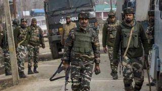 जम्मू-श्रीनगरः CRPF सुरक्षाकर्मियों पर आतंकियों ने ग्रेनेड से किया हमला,  दो जवान घायल