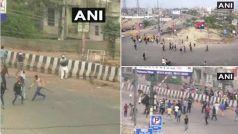 उत्तर पूर्वी दिल्ली में फिर हिंसा: भजनपुरा में दो गुटों के बीच पथराव, गोकुलपुर और मौजपुर में भी उपद्रव