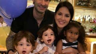 Sunny Leone-Daniel Weber Celebrate 2nd Birthday of Baby Boys Asher And Noah, Post Pic With Touching Caption