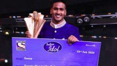 Indian Idol 11 Winner: बठिंडा के सनी हिंदुस्तानी ने जीती इंडियन आइडल की ट्रॉफी, इतना इनाम जीतकर चक दिए फट्टे
