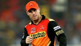 IPL 2020: David Warner Back as Sunrisers Hyderabad Captain