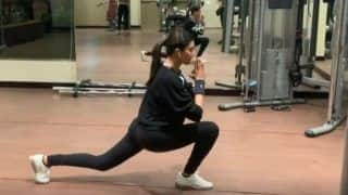 Sushmita Sen's Latest Workout Video Shows The Diva is a Fitness Freak