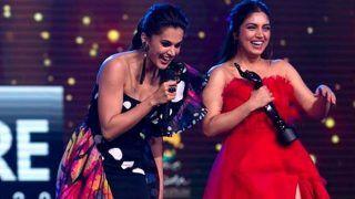 Taapsee Pannu And Bhumi Pednekar Share 'Undying Sisterhood' After Winning Filmfare Award For Saand Ki Aankh