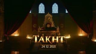Takht First Teaser: Ranveer Singh And Vicky Kaushal Talk About 'Love', Release Date Out