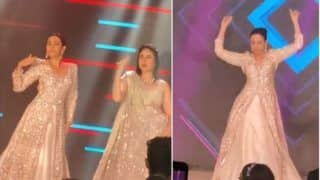 Bollywood News Today, February 8: Kareena Kapoor Khan–Karisma Kapoor's Dance Performance on Tareefan at Armaan's Reception becomes Top Trend on Instagram