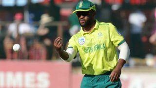 Temba Bavuma Out of 1st Australia T20I With Injured Hamstring