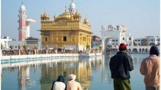 'It is A Place of Worship': SGPC Bans Shooting TikTok Videos Inside Amritsar's Golden Temple