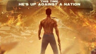 Trending Bollywood News Today: A Shirtless Tiger Shroff is 'up Against a Nation' in Poster of Baaghi 3