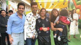 'Single Parent Club'! Tusshar Kapoor Celebrates 'Breaking Barriers' With Karan Johar And Ekta Kapoor
