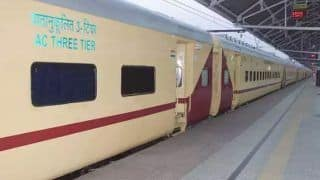 Shameful! 2000 Mirrors, 5000 Steel Taps & 3000 Toilet Flush Valves Stolen From Utkrisht Train Coaches