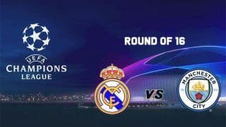 Real Madrid vs Man City, Champions League, Live streaming: Teams, time in IST and where to watch on TV and online in India on February 27 at Bernabéu Stadium, Madrid, at 1:30 AM IST