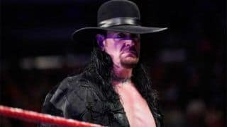 The Undertaker Set to Make Appearance at WWE Super Showdown