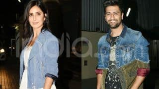 Katrina Kaif-Vicky Kaushal Attend Special Screening of Bhoot Part One-The Haunted Ship Amid Dating Rumours