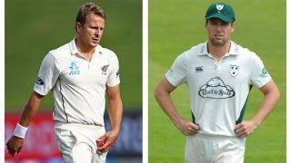 India vs New Zealand, 1st Test: Matt Henry Added as Cover for Neil Wagner