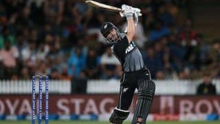 WATCH: Kane Williamson Back in Nets, Likely to Return in Final ODI For New Zealand
