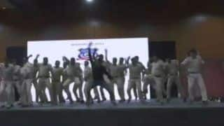 Bengaluru Police Officers do Zumba to Release Stress, Viral Video Leaves Netizens Saying 'Fantastic'